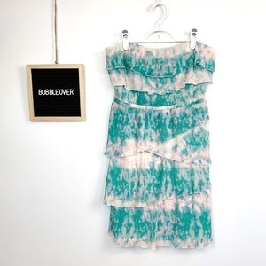 Pins & Needles by Urban Outfitters Strapless Dress
